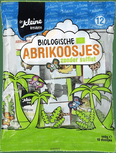 De Kleine Keuken - Biologische Abrikoosjes