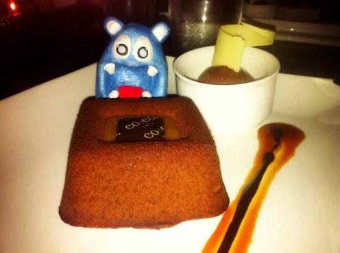 Chocolate Onyx Dessert $12 @ Co Co Sala