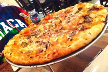 Elm City from Pete's New Haven Style Apizza