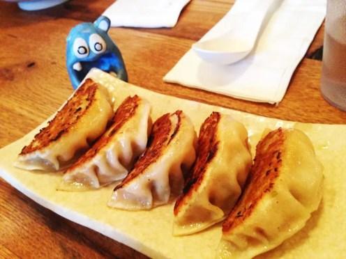 Gyoza Dumplings from Daikaya