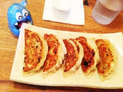 Gyoza Dumplings from Daikaya
