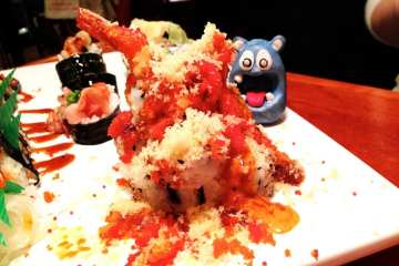 Lobster Lasagna Roll from Sushi Jin Next Door