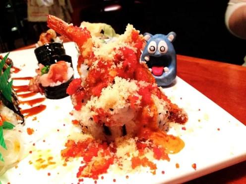 Lobster Lasagna Roll from Sushi Jin Next Door