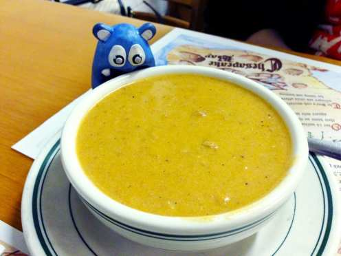 Seafood Bisque Bowl from Crisfield Seafood