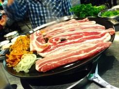 Sliced Pork Belly from Honey Pig