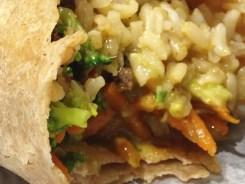 Teriyaki Steak Burrito from Boloco