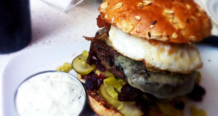 2012 Burger from Counter