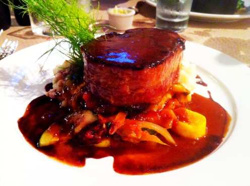 Bison Beef & Applewood Bacon Meatloaf from Kettle Hill