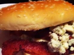 Bobby Blue Burger from Bobby's Burger Palace