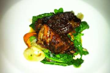 Braised Beef Shortrib from Birch & Barle