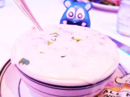 Clam Chowder from Oceanaire Seafood Room