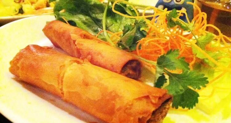 Crispy Spring Rolls from Miss Saigon
