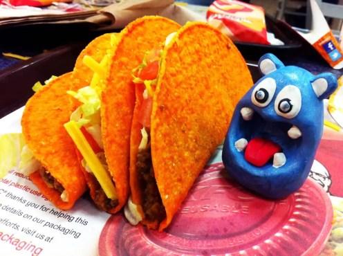 Doritos Tacos from Taco Bell