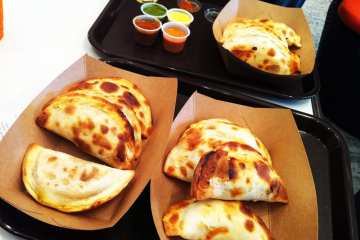 Dozen Empanadas from Panas