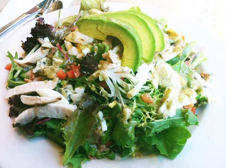 Grill Cobb Salad from Le Pain Quotidien