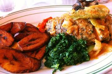 Grilled Chicken from Roger Miller