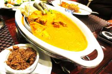 Klassik Kare-Kare from Abe Manila Philippines
