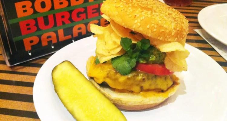 LA Burger from Bobby's Burger Palace