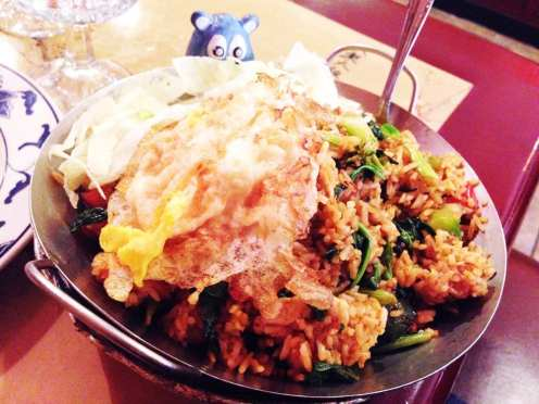 Malaysia Fried Rice from Malaysia Kopitiam? Dupont Circle DC