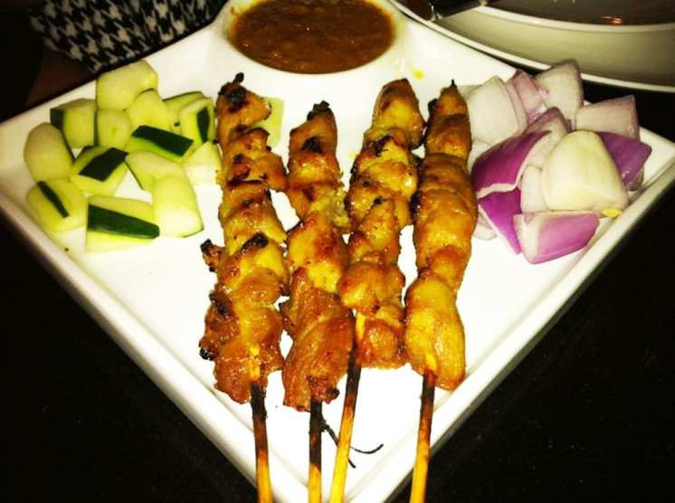 Penang Satay from Karma