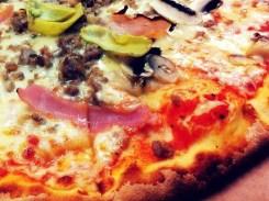 Pizza Capricciosa from Rita Italian Cafe