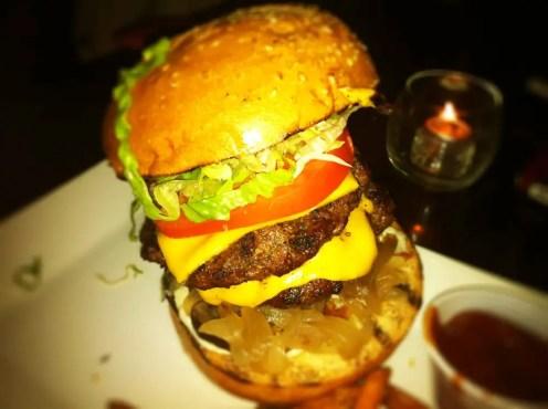 Renaissance Burger from Eleventh Street Lounge