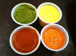 Sauces from Panas
