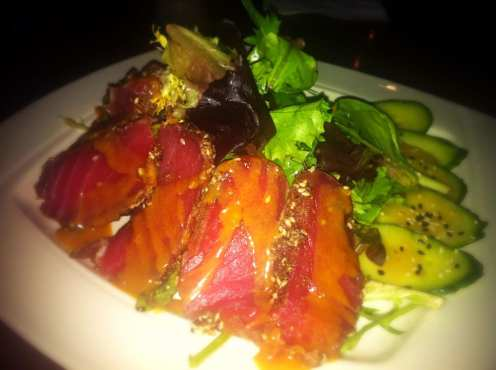 Seared Ahi Tuna from PF Chang's