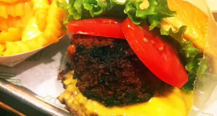 Shack Stack burger from Shake Shack