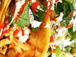 Tacos from TaKorean Truck