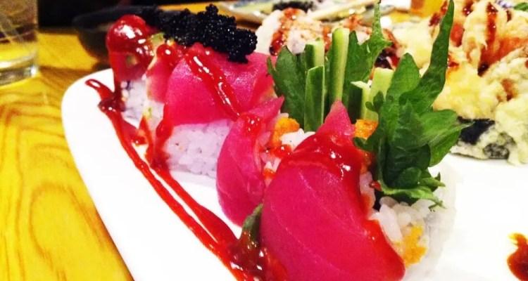 Tenleytown Sushi Roll from Murasaki