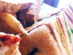 Tofu & Eggplant Club from Mark's Kitchen
