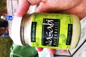 Wasabi Mayonnaise from Trader Joe's