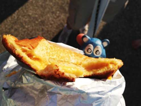 Grill Cheese from Wheyich Food Truck Baltimore