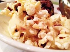 Caramel Popcorn Ice Cream Dessert @ 8407 Kitchen Bar