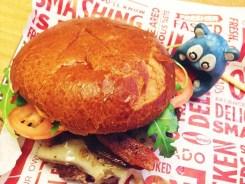 Capital Burger from Smash Burger