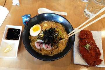 Cha Siu Sapporo Ramen from Make Cafe