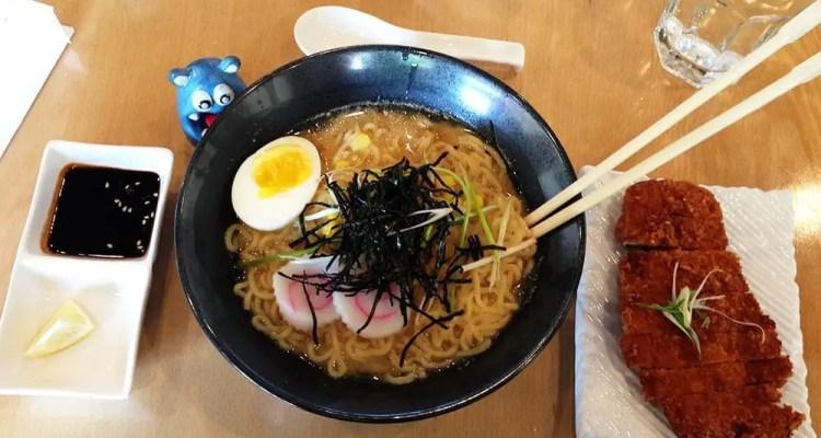 Cha Siu Sapporo Ramen from Make Cafe