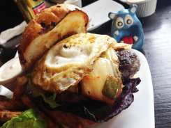 Korean Burger from Quench
