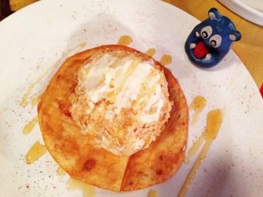 Fried Ice Cream @ Alero