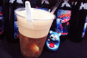 Root Beer Float @ Thunder Beast at Taste of DC