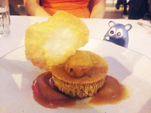 Flourless Taro Butternut Squash Cake @ Doi Moi DC