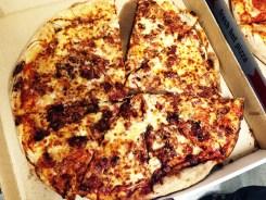 Bacon Bacon Pizza $20 @ Naked Pizza Reston
