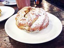 Apple Tart @ Intelligentsia Coffee Shop Los Angeles California
