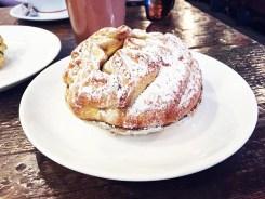Apple Tart @ Intelligentsia Coffee Shop Los Angeles California
