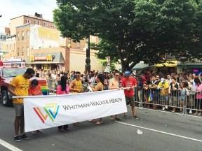 Whitman Walker Clinic at Capital Gay Pride 2015