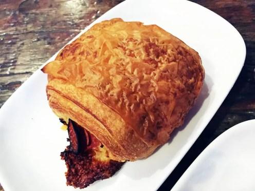 Ham and Cheese Croissant $4 @ Intelligentsia Coffee Shop Los Angeles California