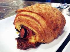 Ham and Cheese Croissant $4 @ Intelligentsia Coffee Shop Los Angeles California