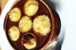 French Onion Soup Dumplings $10 @ Continental Bar in Philadelphia