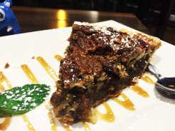 Pecan Pie $6 @ Busboys and Poets in Takoma DC